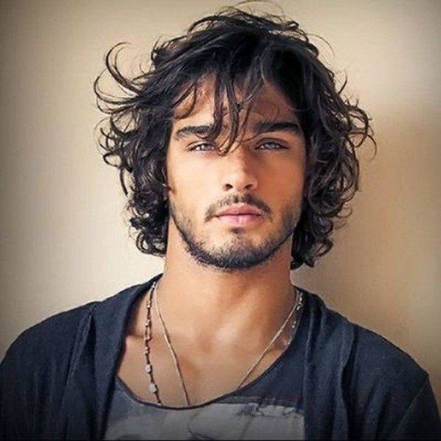 Bob hairstyle for men 2015
