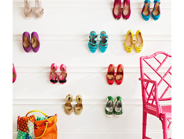 DIY-Shoe-Rack-Ideas-Click-for-Tutorial-DIY-Organization-Ideas-for-Small-Spaces