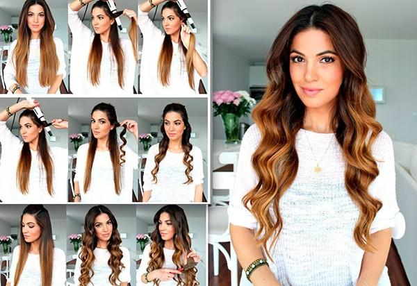 Magnificent Easy And Fast Diy Hairstyles Tutorials Fashion Beauty News Hairstyles For Women Draintrainus