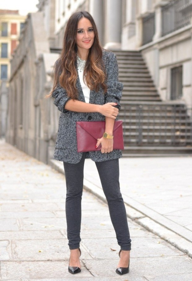 Grey-Tweed-Coat-Outfit
