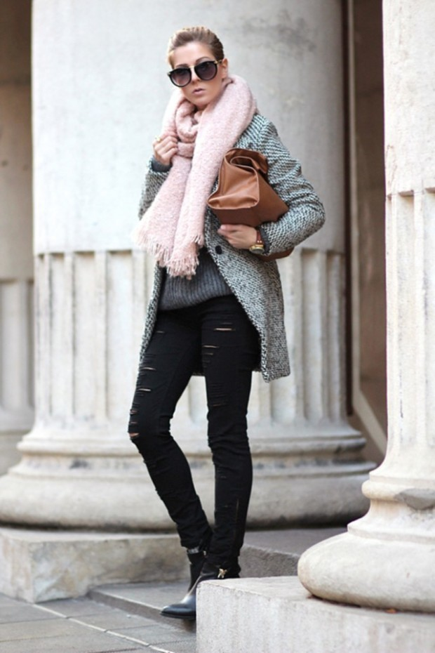 Grey-Tweed-Coat-Outfit-Idea-for-2015