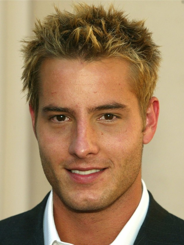 Hairstyles with Highlights for men 2015 1