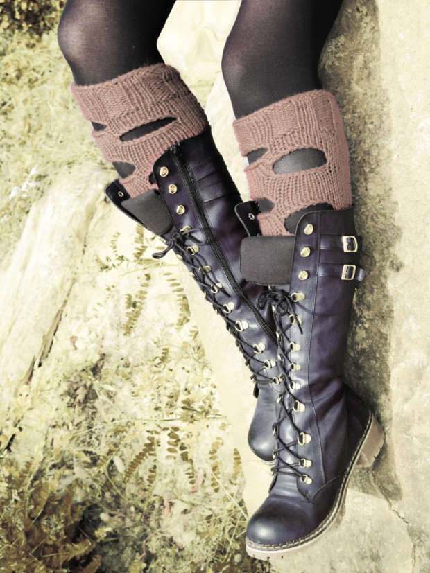 How To Make Leg Warmers 1