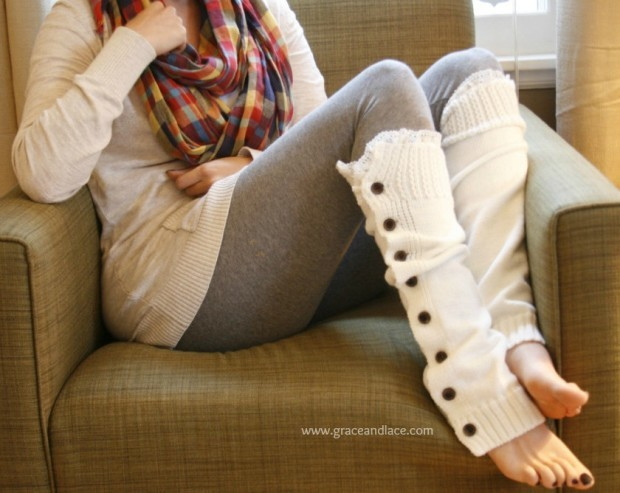 How To Make Leg Warmers