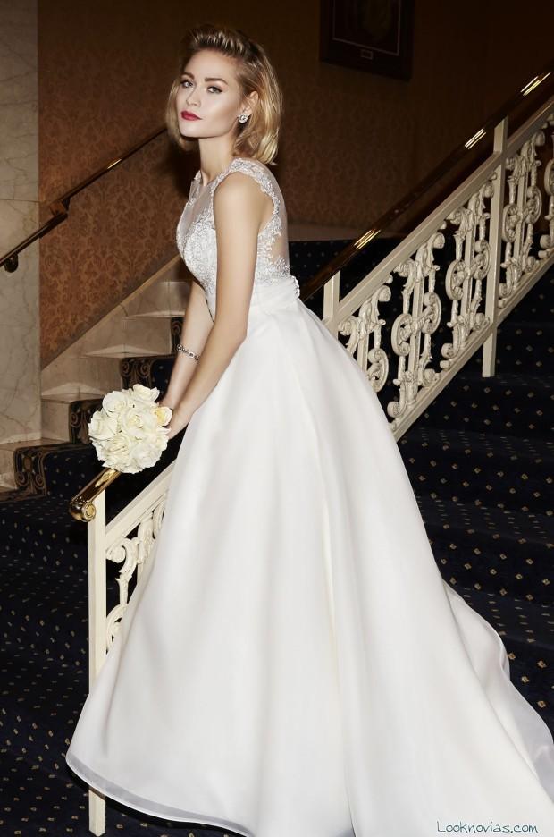 Mikaella Bridal Wedding Dresses Spring 2015 1
