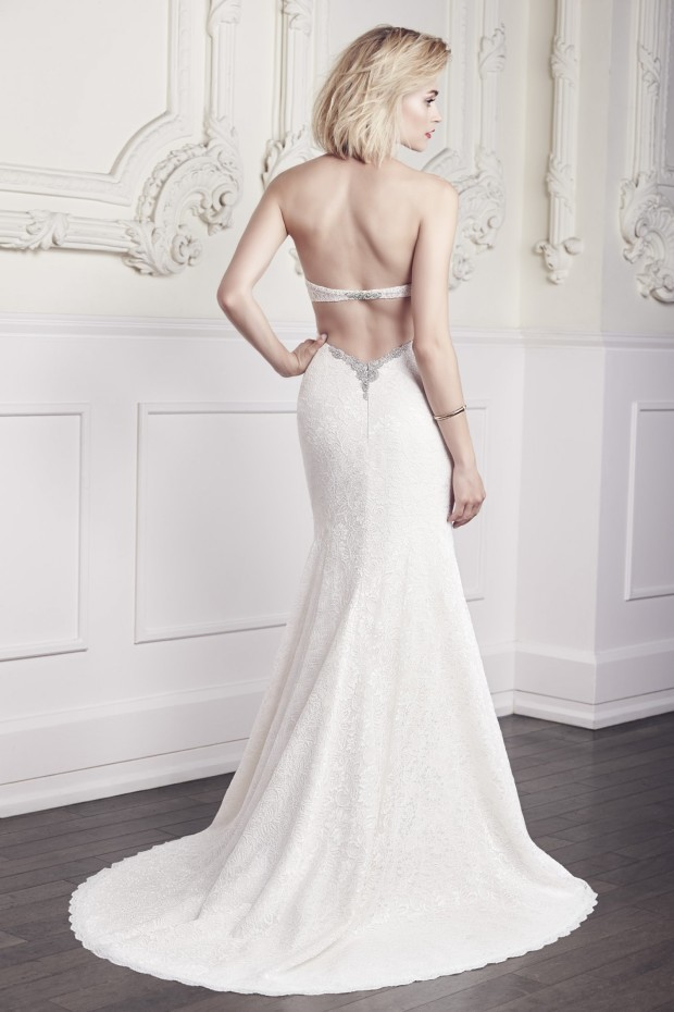 Mikaella Bridal Wedding Dresses Spring 2015 3