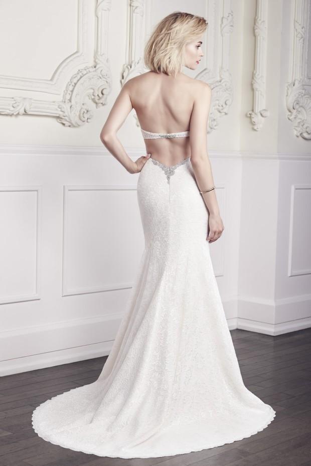 Mikaella Bridal Wedding Dresses Spring 2015 3