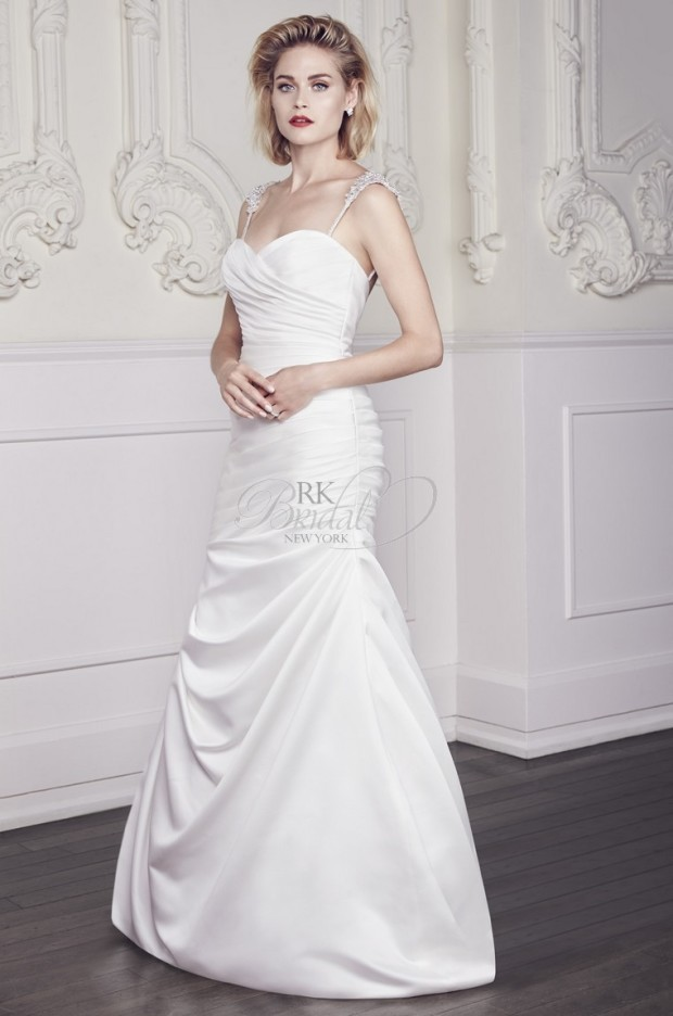 Mikaella Bridal Wedding Dresses Spring 2015 5