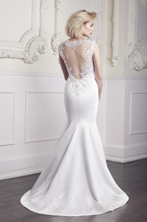 Mikaella Bridal Wedding Wear Spring Outfits 2015 3