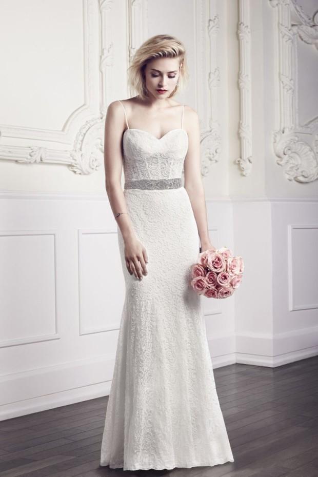 Mikaella Bridal Wedding Wear Spring Outfits 2015