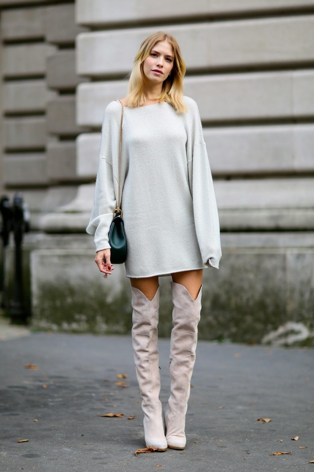 Over--knee-boots-were-recurring-trend-outside-Spring-2015