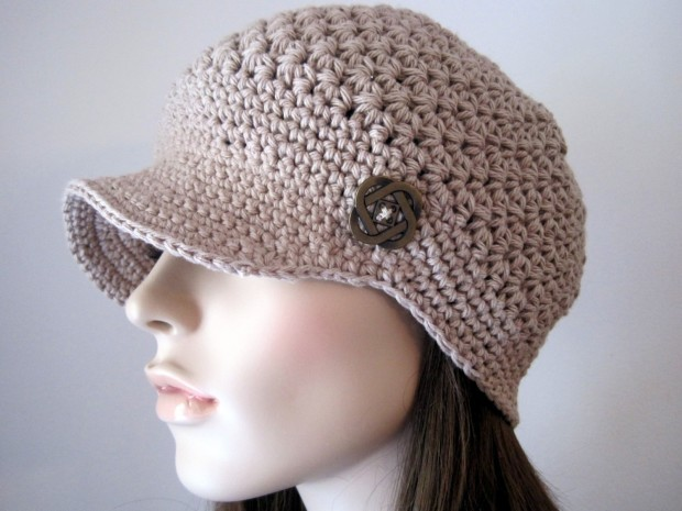 creative ways to make a hat for this winter 4