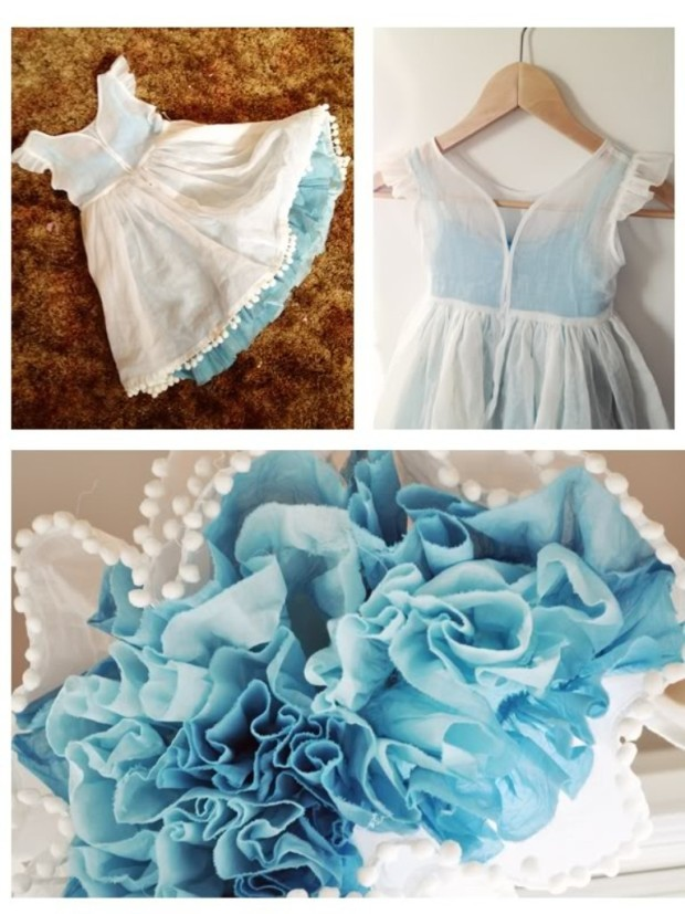 Girls dresses - diy dress for girls