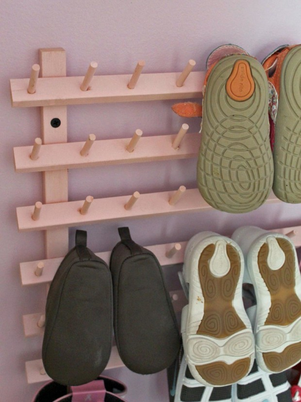 diy shoe organizer ideas