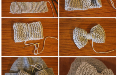 diy-thrifty-fashion-knitted-bow-accessory-step-by-step-instructions