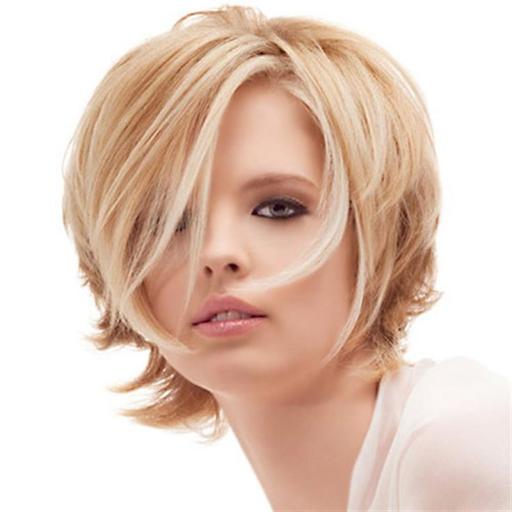 Short Hairstyles for Women - easy care short hairstyles for women