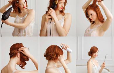 Sensational Easy And Fast Diy Hairstyles Tutorials Archives Fashion Beauty Short Hairstyles Gunalazisus