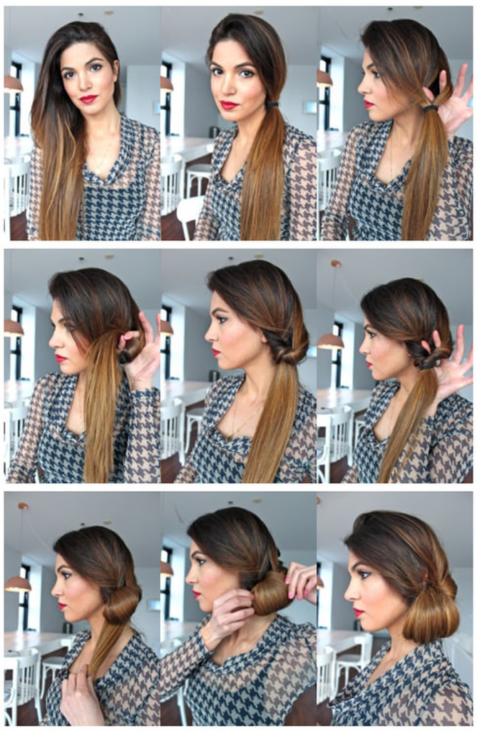 Astounding Easy Hairstyles To Do At Home Step By Step For Kids Luxurious Hairstyles For Men Maxibearus