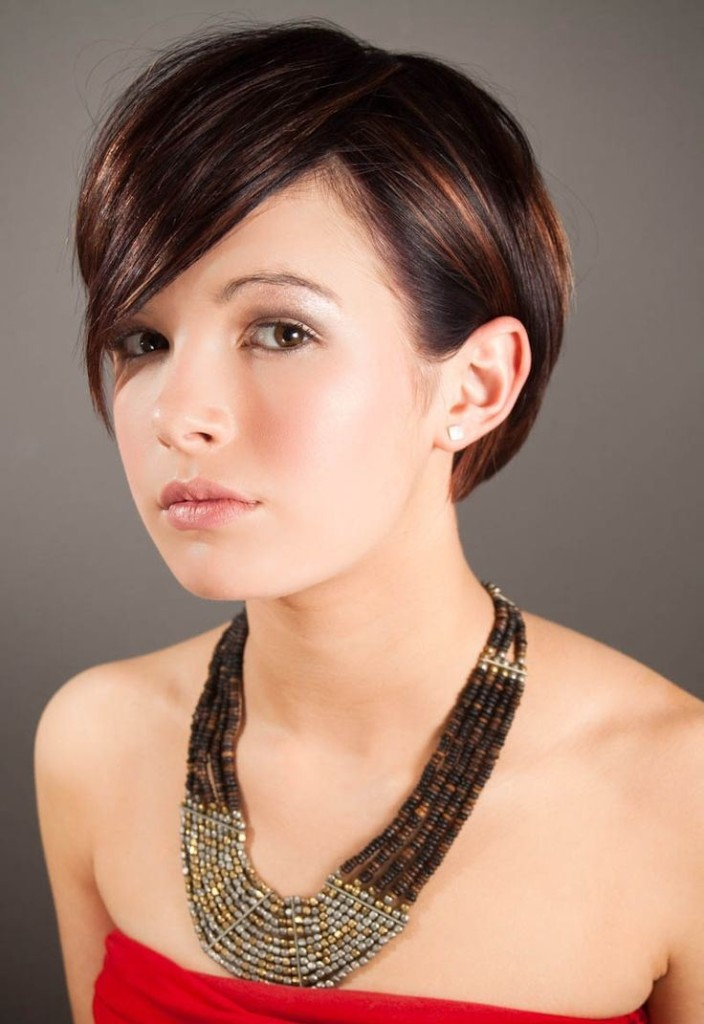 Short Hairstyles for Women, Girls, Ladies - Cute & Modern ...