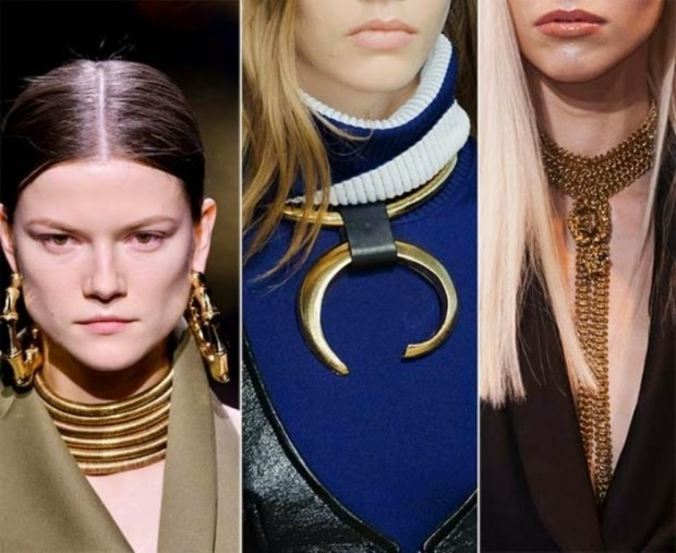 fall_winter 2015 jewelry_trends_golden_jewelry