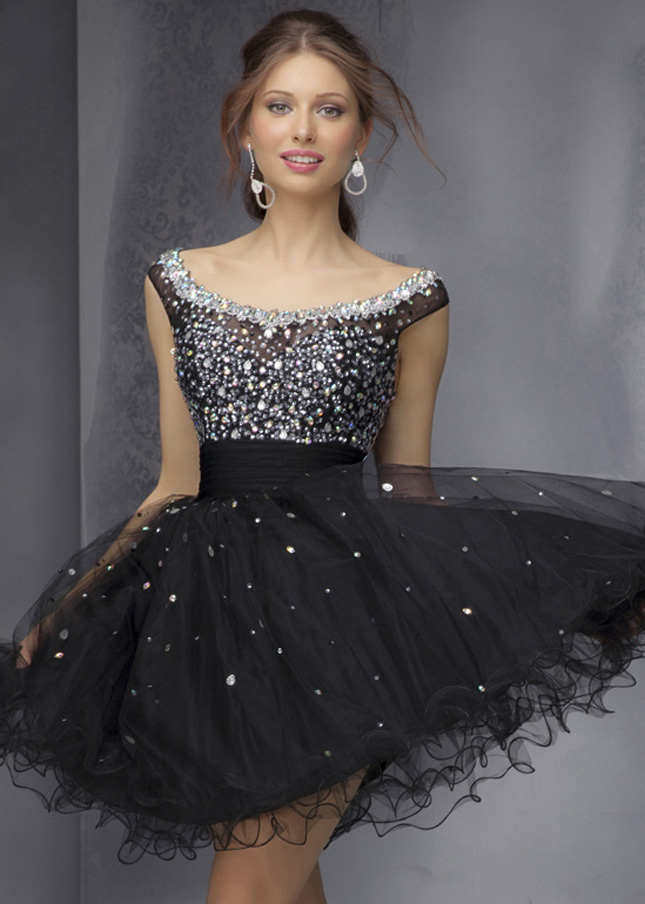 Cocktail Prom Dresses 2015