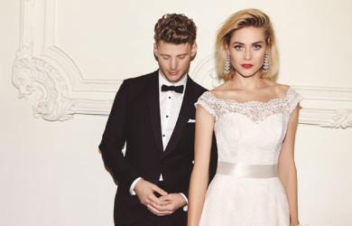 Wedding Dress mikaella-bridal-spring-2015-style-1959-lace-off-shoulder-a-line-wedding-dress-ad-campaign.jpg
