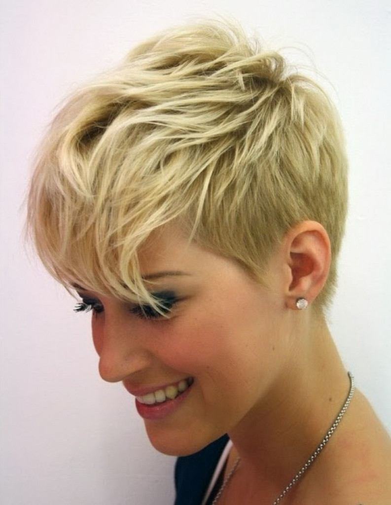 short hairstyles for women pixe
