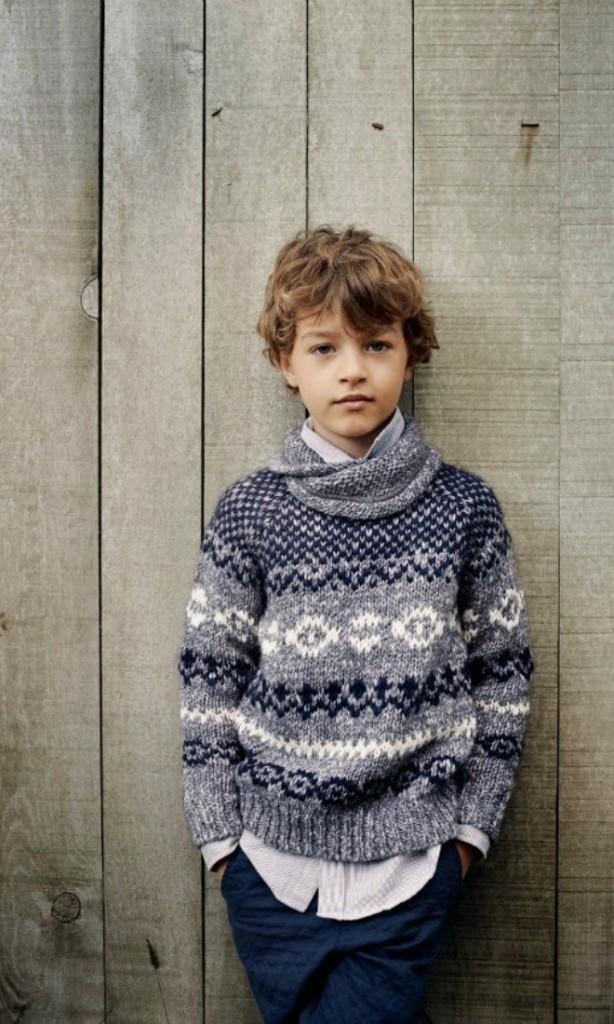 winter-knit-childrens-fashion boys clothing
