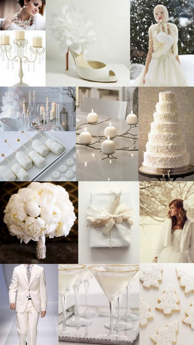 2015 fashion colors white wedding ideas