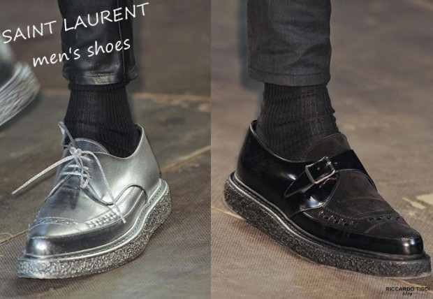 2015 mens shoe trends saint laurent shoes winter online fashion men trends