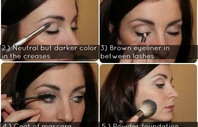 5-minute-makeup