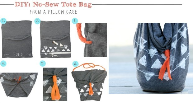 DIY-Project-Pillow-Case-Tote-Market-Grocery-Bag-Tutorial1
