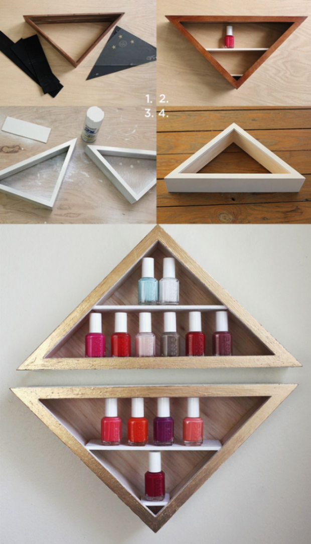 Diy-Nail-Polish-Holder
