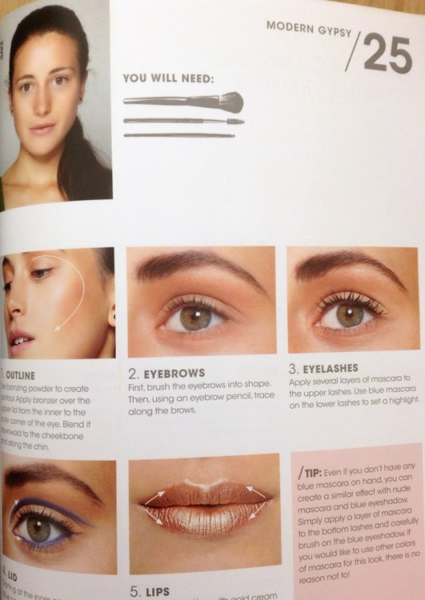 Easy 5 minute makeup