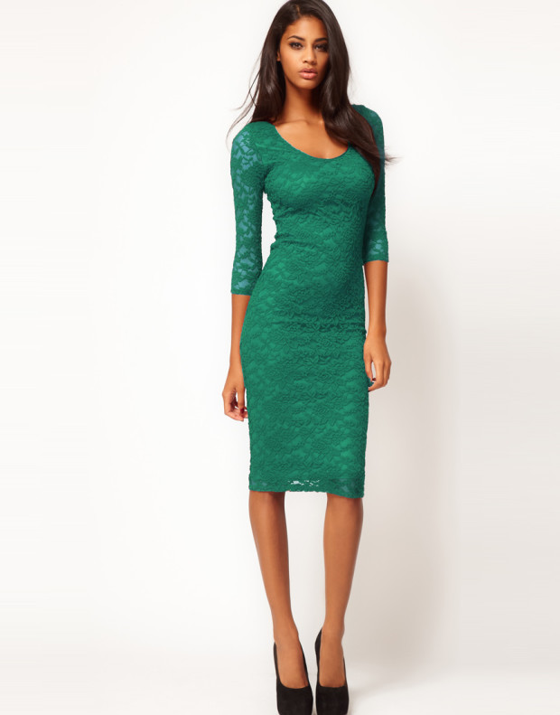 -Emerald-Green-Lace-Cocktail-Dress-2015-2016-0