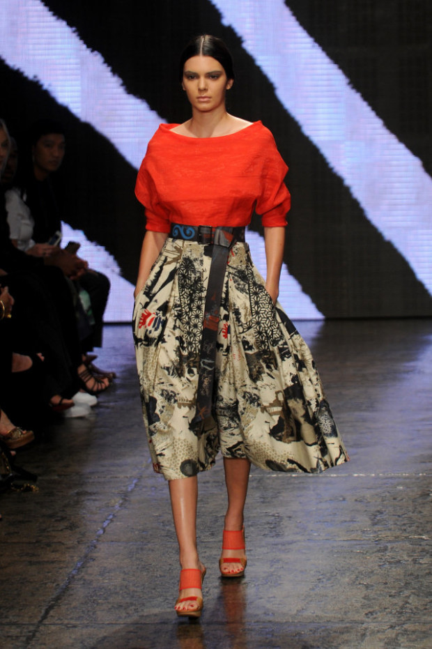 Fashion Skirt Spring-Summer 2015 1