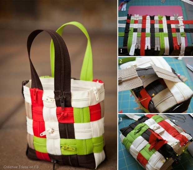 How-to-DIY-Stylish-Woven-Zipper-Tote-Bag