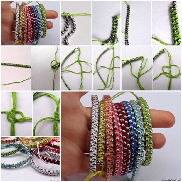 How-to-make-Rainbow-Friendship-Bracelets-step-by-step-DIY-tutorial-