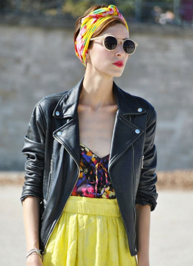 Leather-Jackets-Street-Style-for-Girls-2015-Fashion-