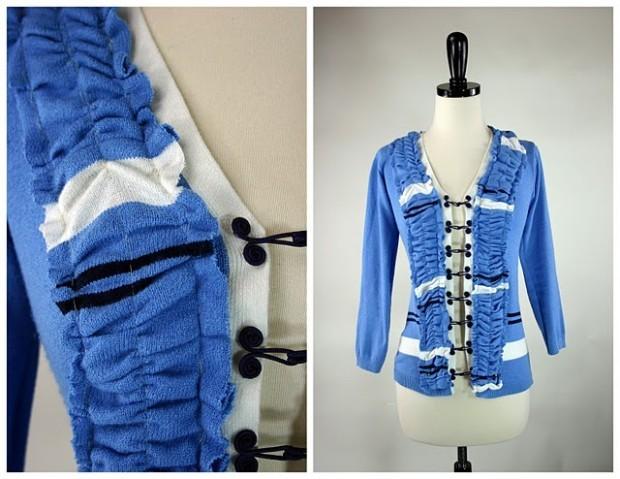 Striped-Sweater-Refashion