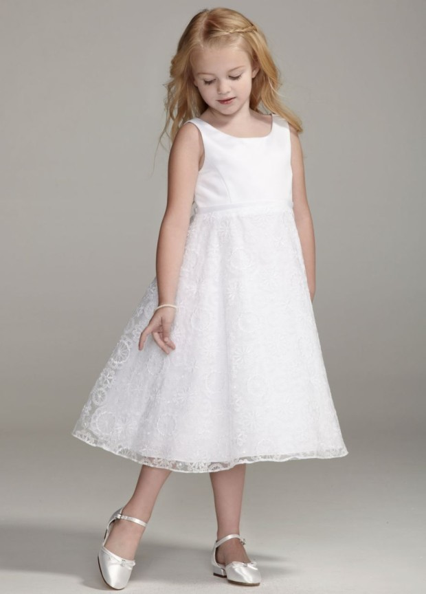 Summer Flower Girl Dresses