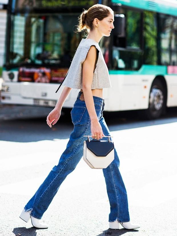 Trendy jeans spring summer 2015