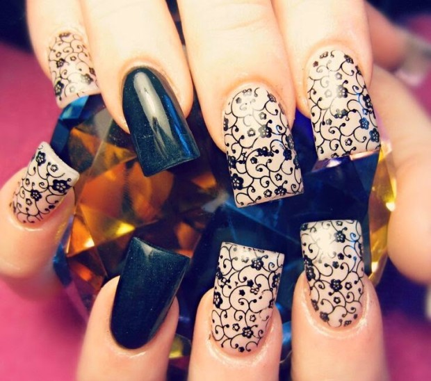 acrylic-nail-designs-cute 1
