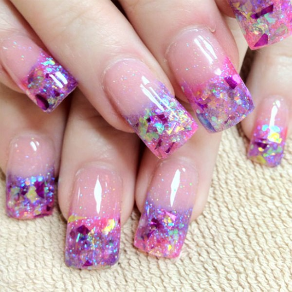 acrylic-nail-designs-cute