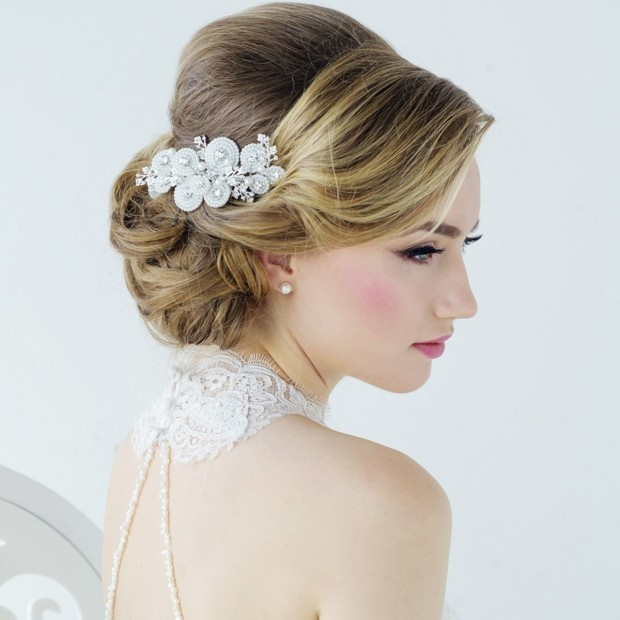 Amelia-pearl wedding hair accessories