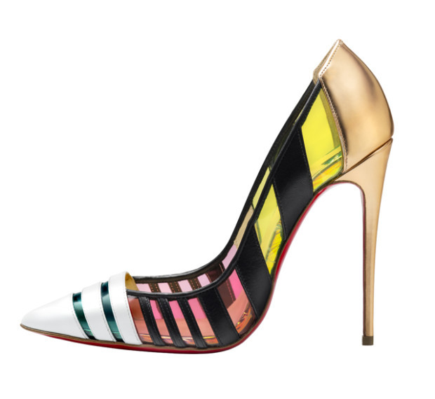 designer-Christian-Louboutin-  womens shoes 2015-collection