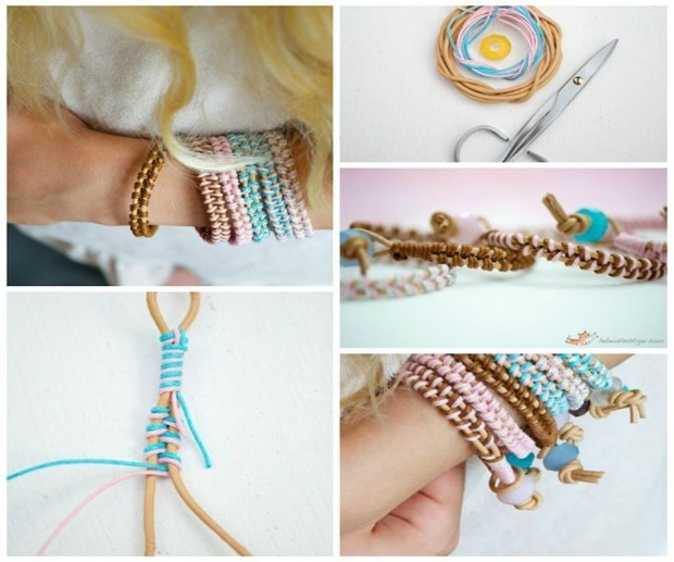 diy bracelets tutorial