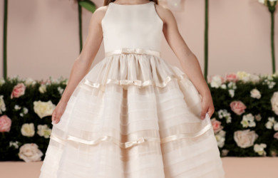 7bc15371ffe2 Flower Girl Dresses For Your Little Princess Archives - Fashion ...