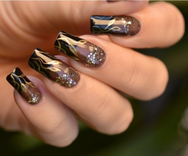 new-Acrylic-Nail-Designs