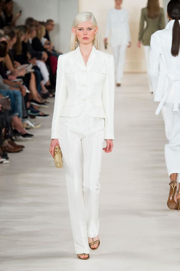 new-york-fashion-week 2015 fashion colors